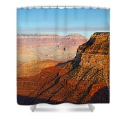 South Rim Shower Curtain