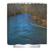 South River Shower Curtain