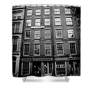 South Street Shower Curtain