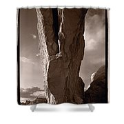 South Window Arch Arches National Park Shower Curtain