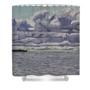 Southampton Sc Shower Curtain