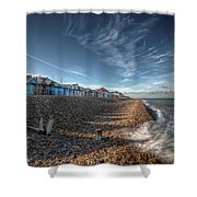 Southend On Sea Shower Curtain