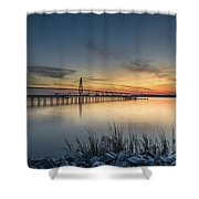 Southern Allure Shower Curtain