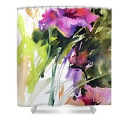 Southern Beauties Shower Curtain