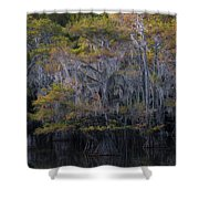 Southern Colors Shower Curtain