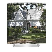 Southern Comfort Shower Curtain