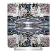 Southern Cross Shower Curtain