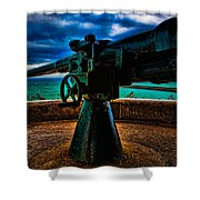 Southern Defenses Shower Curtain