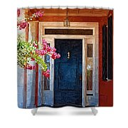 Southern Door Shower Curtain