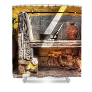 Southern Exposure Shower Curtain