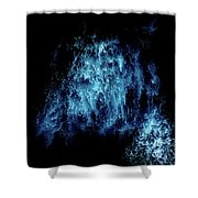 Southern Ghost Shower Curtain