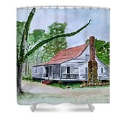 Southern Home Shower Curtain