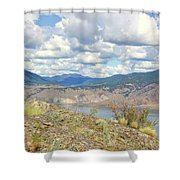 Southern Interior Bc Spring Shower Curtain