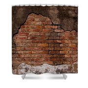 Southern Layers-signed-#5596 Shower Curtain