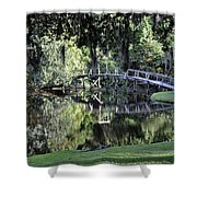 Southern Reflections Shower Curtain