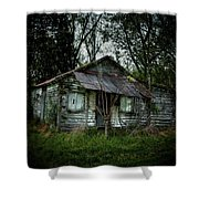 Southern Shack Shower Curtain
