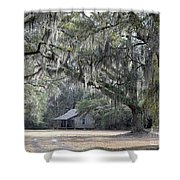 Southern Shade Shower Curtain