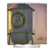 Southern Stove Shower Curtain