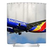 Southwest One Shower Curtain