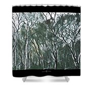 Southwind Woods Shower Curtain