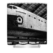 Space Shuttle Endeavour 2 Shower Curtain