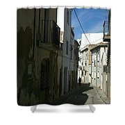 Spain One Way Shower Curtain