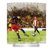 Spain Spanish Super Cup Shower Curtain
