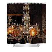Spaniard Antiquity Shower Curtain