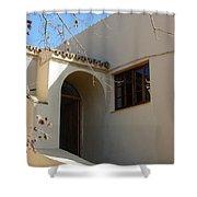Spanish Archway Shower Curtain