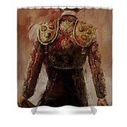 Spanish Culture 2 Shower Curtain