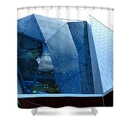 Sparkling Hill Resort 2 Shower Curtain