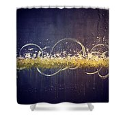 Spawn In Limbo Shower Curtain