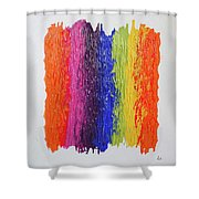 Speak Your Mind Shower Curtain