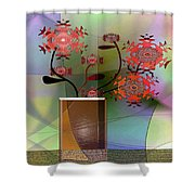 Special Delivery 4 Shower Curtain