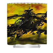 Special Forces Shower Curtain