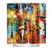 Special Rain Shower Curtain