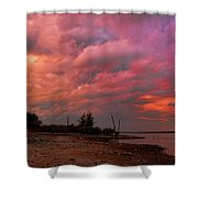Spectacular Morning Shower Curtain