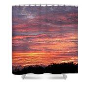 Spectacular Sky Shower Curtain