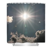 Spectacular Sun Shower Curtain