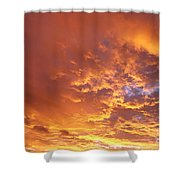 Spectacular Sunrise Shower Curtain