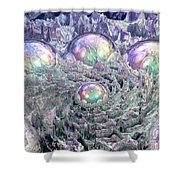 Spectral Universe Shower Curtain