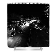 Speed Home Shower Curtain