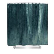 Spell Shower Curtain