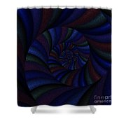 Spellbinding Vi Shower Curtain