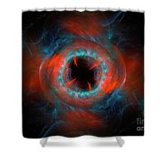 Sphere Of Contradiction Shower Curtain