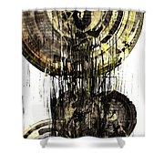 Spherical Joy Series 61.041411 Shower Curtain