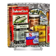 Spices 764 Shower Curtain
