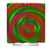 Spin 1 Shower Curtain
