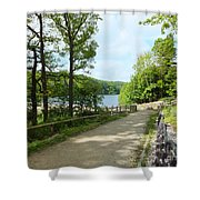 Spring Memories Shower Curtain