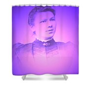 Spinster Lady Shower Curtain